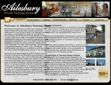 O Ailesbury Nursing Home