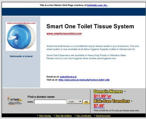 Smart One, €19.50 Centre Pull Toilet Paper. @ Selco Hygiene