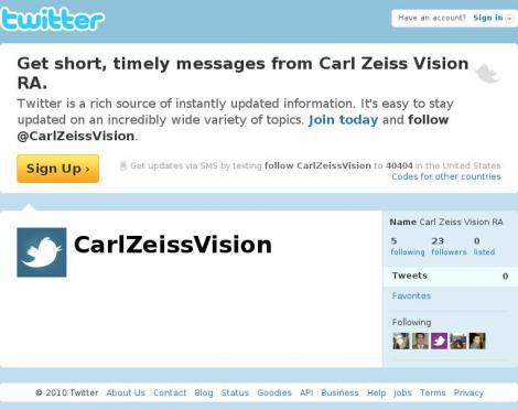 Carl Zeiss Vision Ireland •