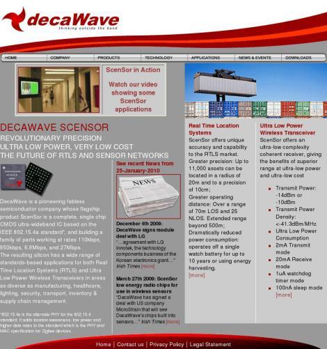 Decawave • decawave com