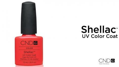Shellac 2 week polish