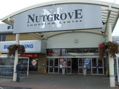 Nutgrove shopping centre