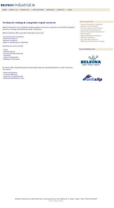 Beltech Industrial Ltd