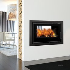 Double and Single Sided Inset Stoves