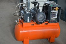 AL0.66-5.5G scroll air compressor