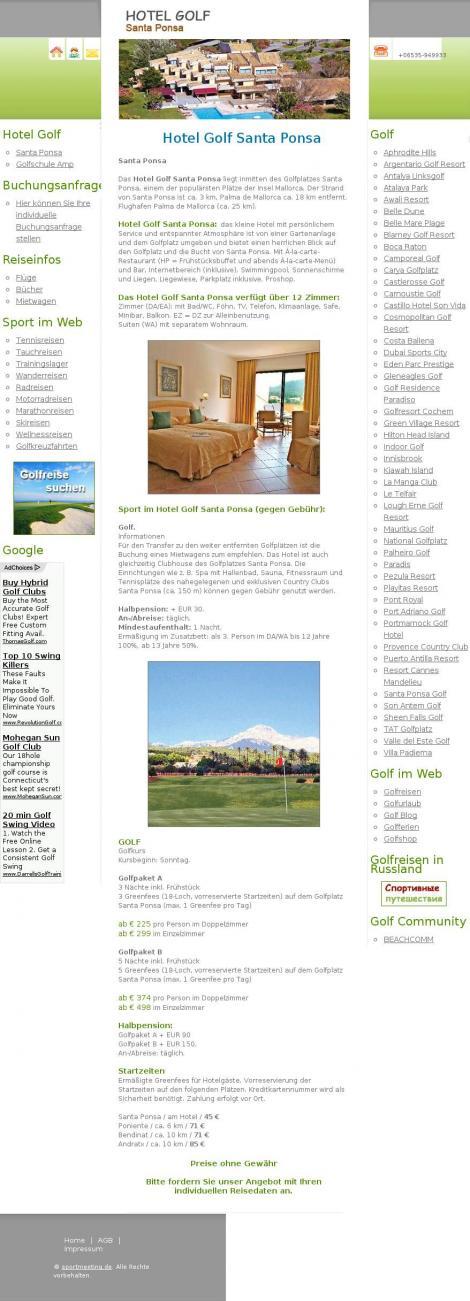 Castlerosse Hotel Golf Resort Killarney Kerry