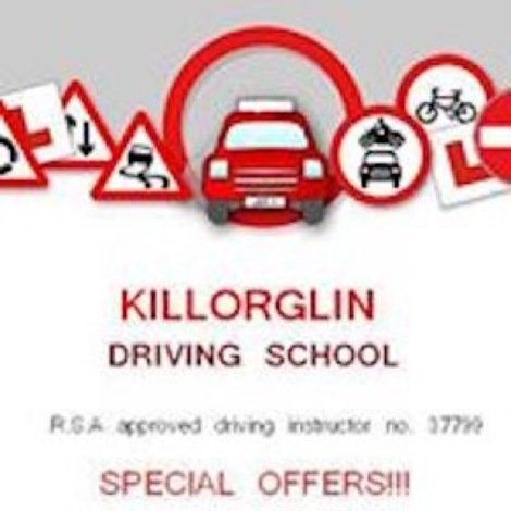 Driving School Kerry Tralee Killarney Caherciveen to Drive Kerry
