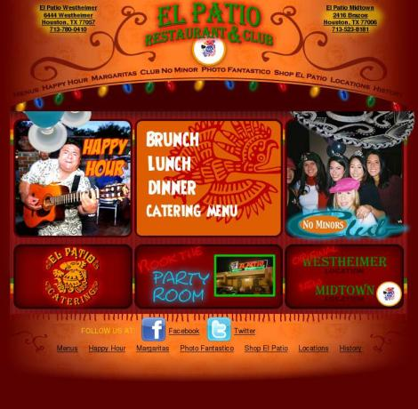 El Patio Mexican Restaurant Waterford