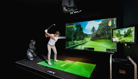 X-Golf Simulators