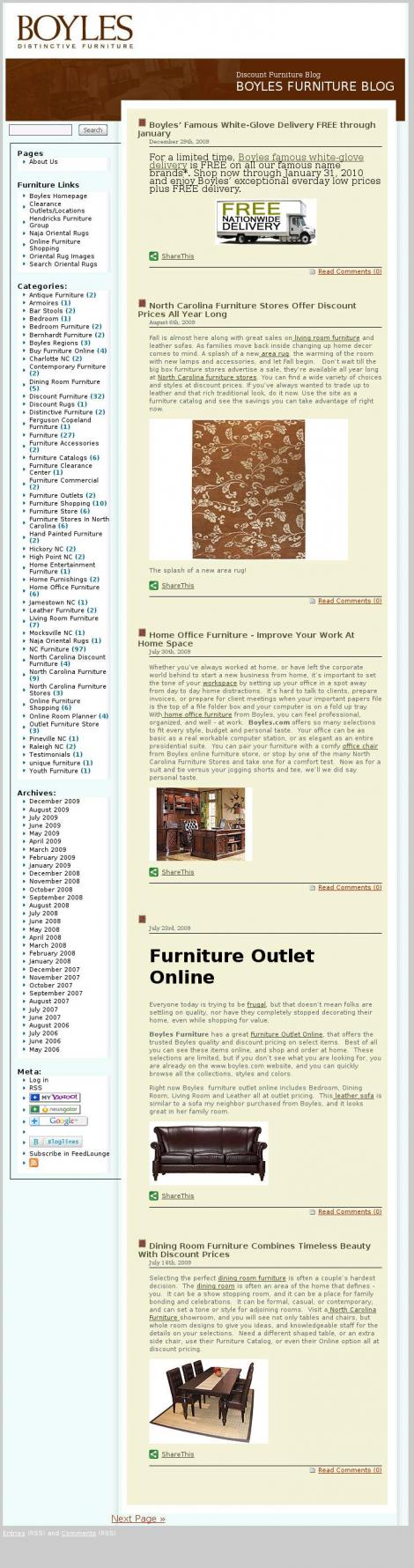 Boyle Furniture Centre