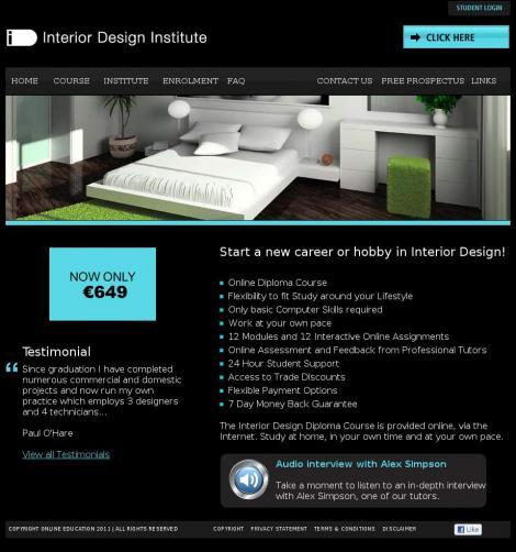 U2022 The Interior Design Institute U2022 Dublin U2022 Theinteriordesigninstitute.ie