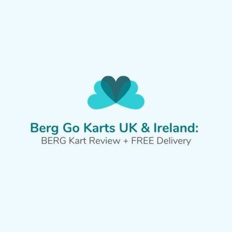 Berg Go Karts UK & Ireland: BERG Kart Review + FREE Delivery
