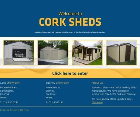 Cork Sheds • Bandon • Cork • corksheds ie