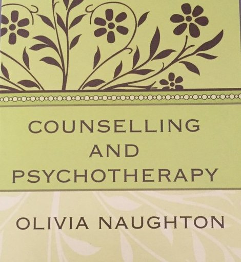 Olivia Naughton Counselling and Psychotherapy